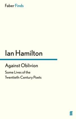 Against Oblivion