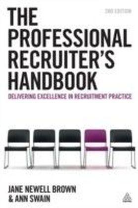 Professional Recruiter's Handbook