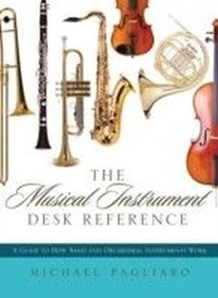 Musical Instrument Desk Reference