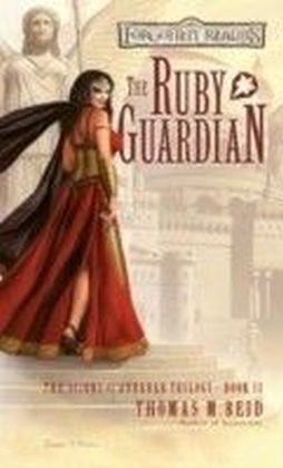 The Scions of Arrabar Trilogy - Ruby Guardian