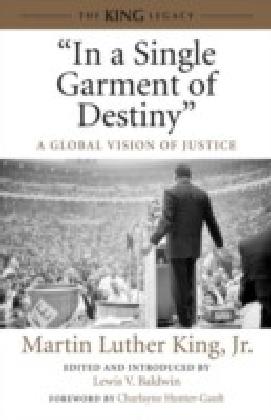 """In a Single Garment of Destiny"""