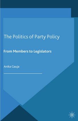The Politics of Party Policy