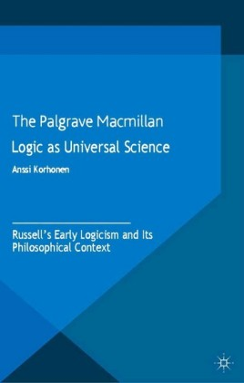 Logic as Universal Science