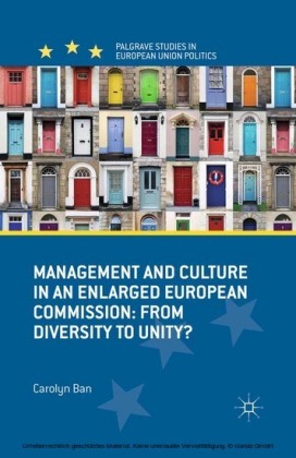 Management and Culture in an Enlarged European Commission