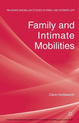 Family and Intimate Mobilities