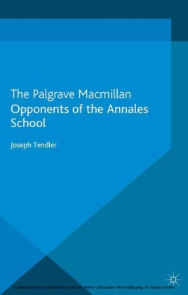 Opponents of the Annales School
