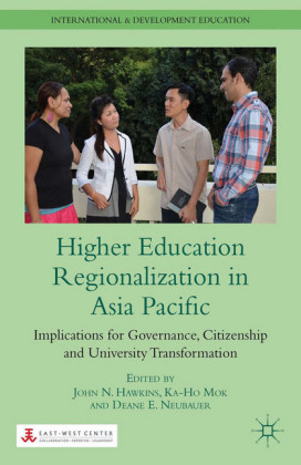 Higher Education Regionalization in Asia Pacific