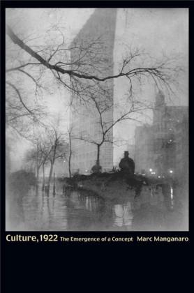 Culture, 1922