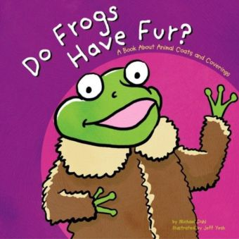 Do Frogs Have Fur?