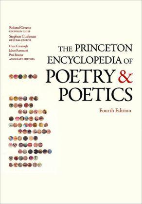 Princeton Encyclopedia of Poetry and Poetics