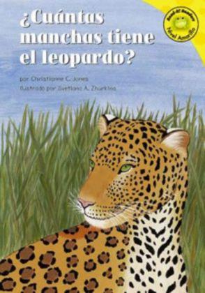 Cuantas manchas tiene el leopardo?