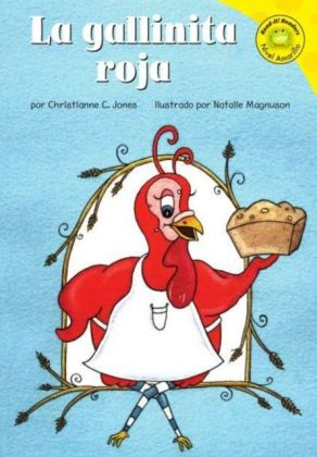 La gallinita roja