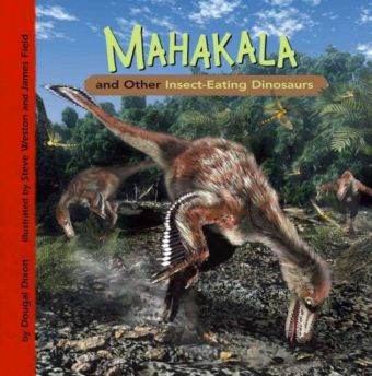 Mahakala and Other Insect-Eating Dinosaurs