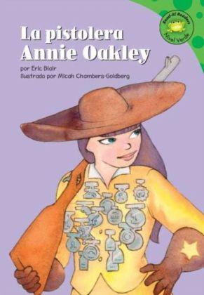 La pistolera Annie Oakley