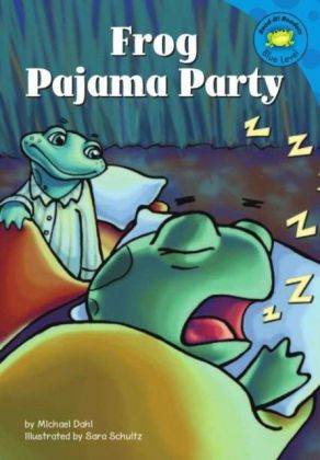 Frog Pajama Party