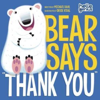 "Bear Says ""Thank You"""