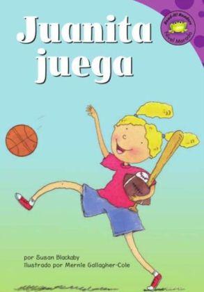 Juanita juega