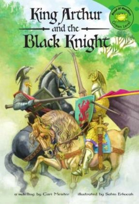 King Arthur and the Black Knight