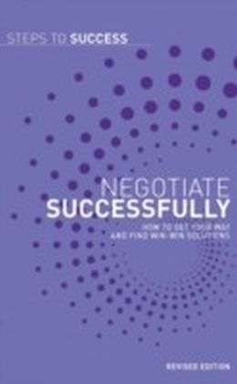 Negotiate Successfully