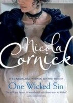 One Wicked Sin (Scandalous Women of the Ton - Book 2)