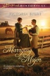 Marrying the Major (Mills & Boon Love Inspired Historical)