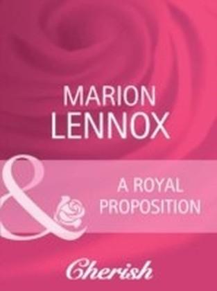 Royal Proposition (Mills & Boon Cherish) (White Weddings - Book 10)