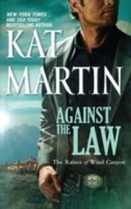Against the Law (The Raines of Wind Canyon - Book 3)