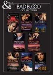 Bad Blood Collection (Mills & Boon eBook Bundles) (Bad Blood - Book 1)