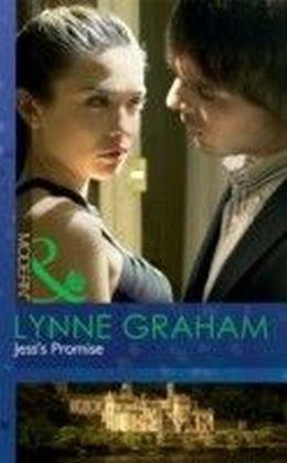Jess's Promise (Mills & Boon Modern)