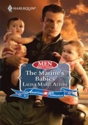Marine's Babies (Mills & Boon American Romance) (Men Made in America - Book 55)