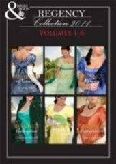 Regency 2011 CollectionL Vol 1-6 (Mills & Boon eBook Bundles)