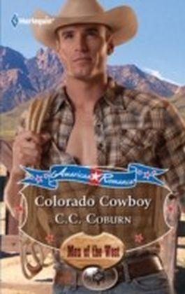 Colorado Cowboy (Mills & Boon American Romance) (American Romance's Men of the West - Book 1)