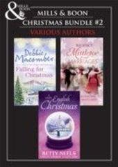 Mills & Boon Christmas Trio Bundle #2 (Mills & Boon eBook Bundles). No.2
