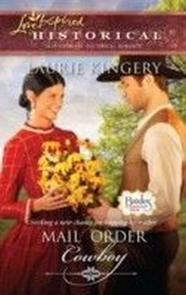 Mail Order Cowboy (Mills & Boon Historical) (Brides of Simpson Creek - Book 1)