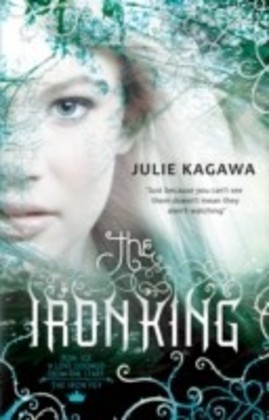 Iron King (The Iron Fey - Book 1)