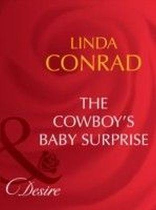 Cowboy's Baby Surprise (Mills & Boon Desire)