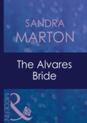 Alvares Bride (Mills & Boon Modern) (The Barons - Book 10)