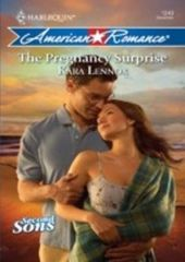 Pregnancy Surprise (Mills & Boon American Romance) (Second Sons - Book 2)