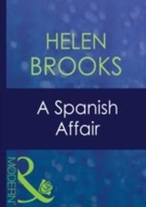 Spanish Affair (Mills & Boon Modern) (Latin Lovers - Book 5)