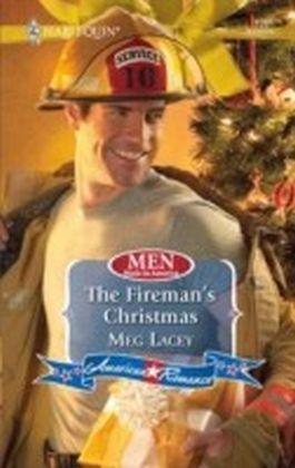 Fireman's Christmas (Mills & Boon American Romance) (Men Made in America - Book 61)