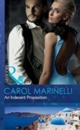 Indecent Proposition (Mills & Boon Modern)
