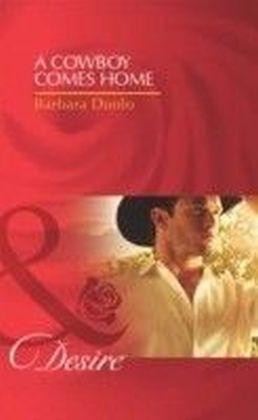 Cowboy Comes Home (Mills & Boon Desire) (Colorado Cattle Barons - Book 1)