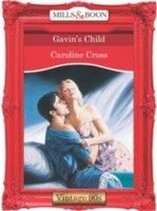 Gavin's Child (Mills & Boon Vintage 90s Desire)