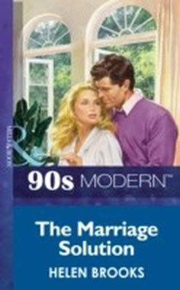 Marriage Solution (Mills & Boon Vintage 90s Modern)