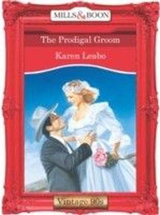 Prodigal Groom (Mills & Boon Vintage 90s Desire)