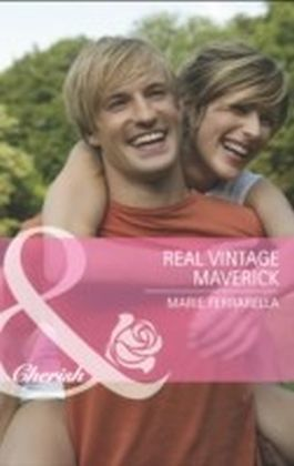 Real Vintage Maverick (Mills & Boon Cherish) (Montana Mavericks