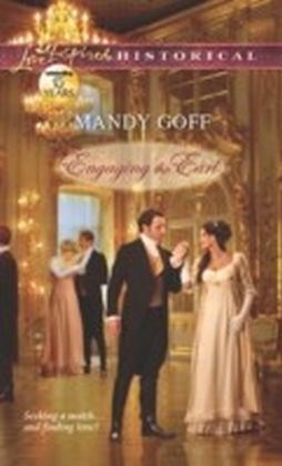 Engaging the Earl (Mills & Boon Love Inspired Historical)