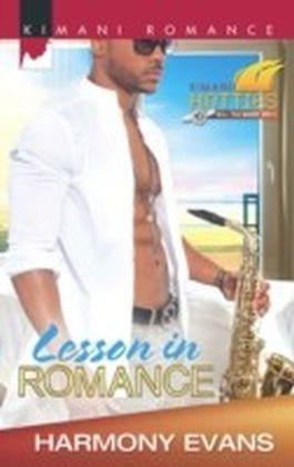 Lesson in Romance (Mills & Boon Kimani) (Kimani Hotties - Book 34)