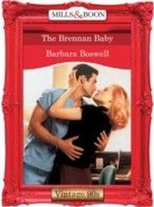 Brennan Baby (Mills & Boon Vintage 90s Desire)