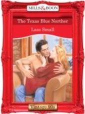 Texas Blue Norther (Mills & Boon Vintage 90s Desire)